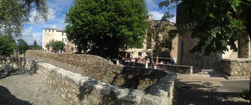 Saint Paul De Vence Town