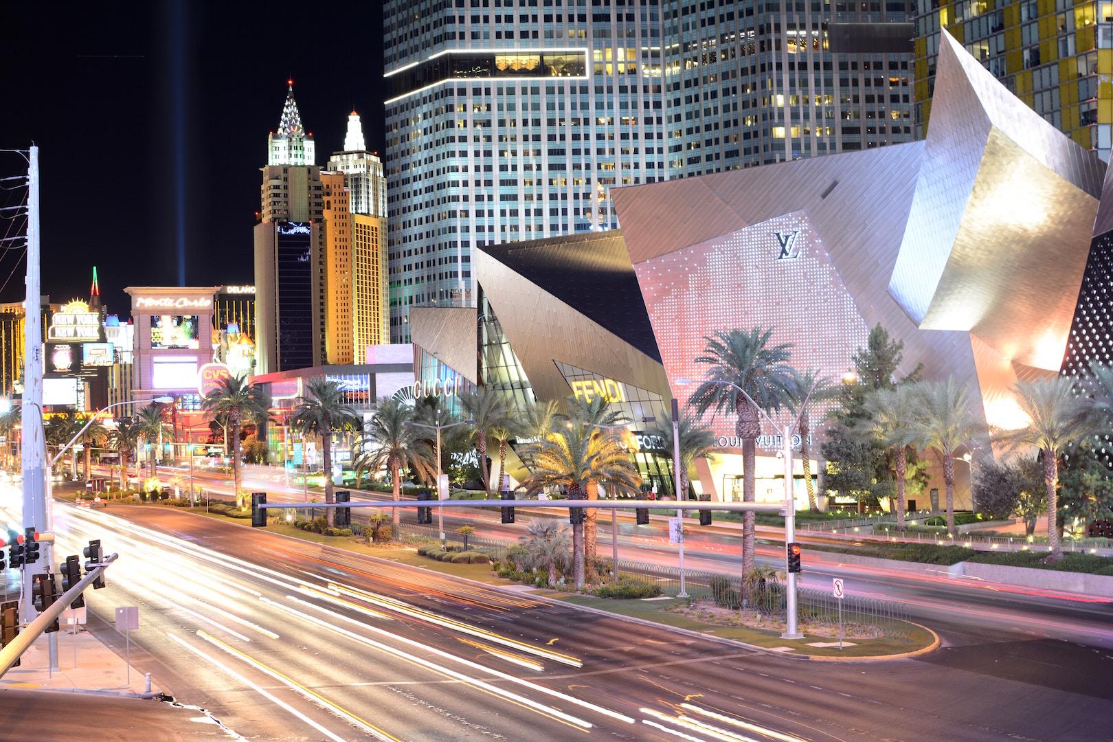 Lavish Las Vegas Gets More Expensive for Some Tourists