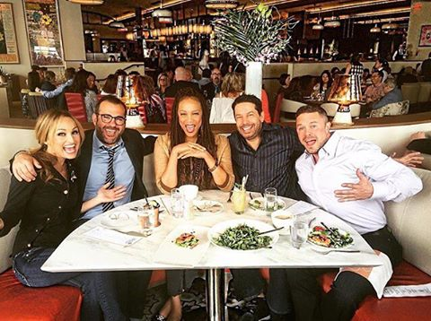 Tyra and Giada Hit Up Sin City while Gisele Arrives in Cuba