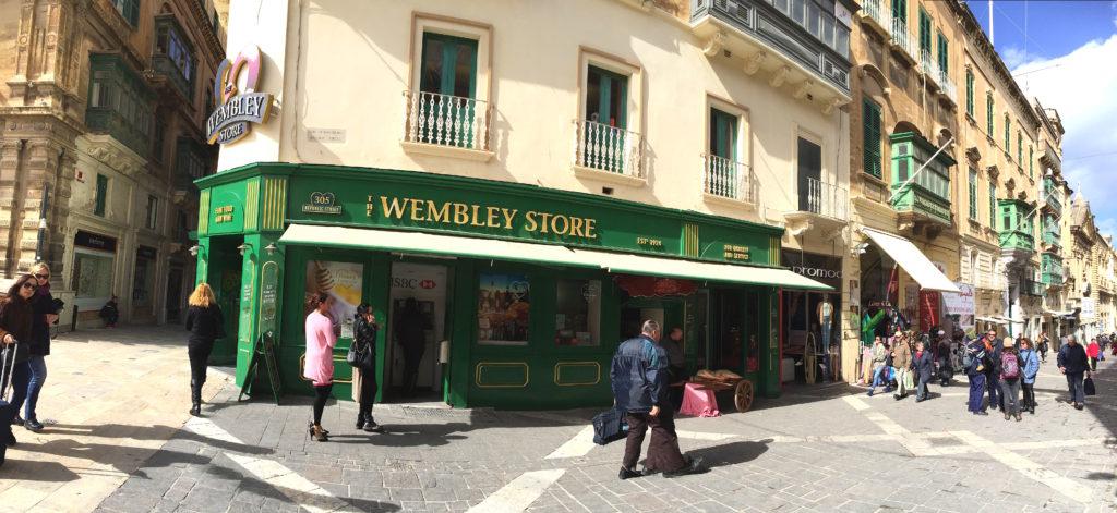 Wembley Valletta