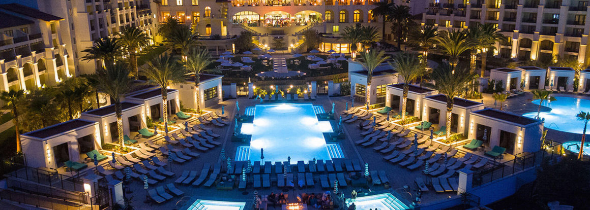 Monarch Beach Resort in Dana Point, CA