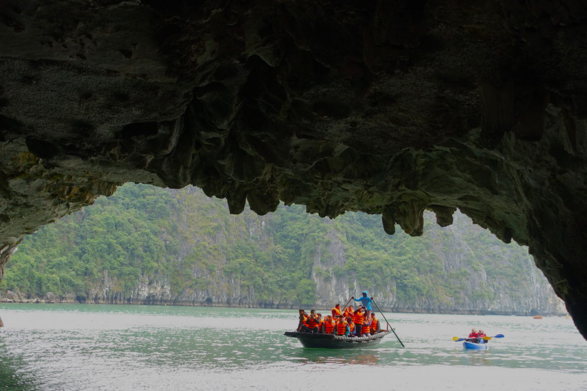 Ha Long Bay Luon Cave